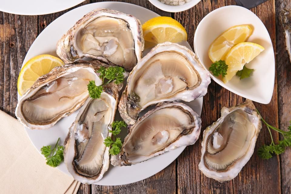 The World's Largest Oyster Festival A Feast For Foodies