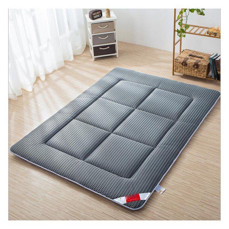 1.8m Folding Mattress Sleeping Bed Mat Nonslip Bedding