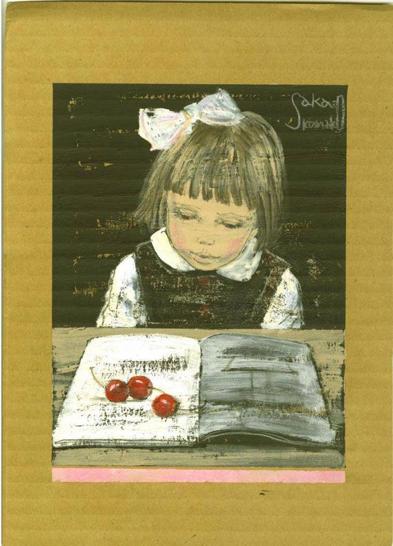 独特のタッチで子どもや動物を描く絵本作家 酒井駒子の世界 2020