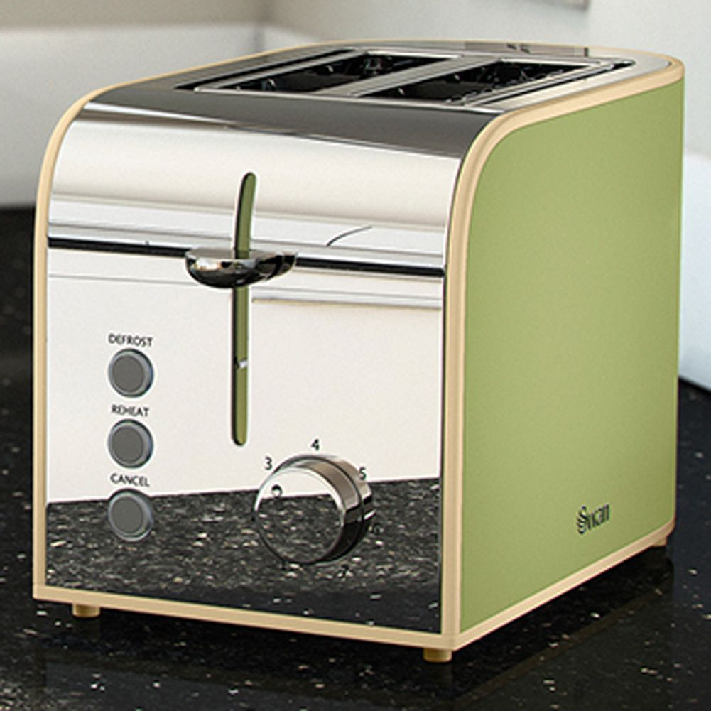 vintage toaster   ... Kitchen > Appliances > Toasters > Swan ...