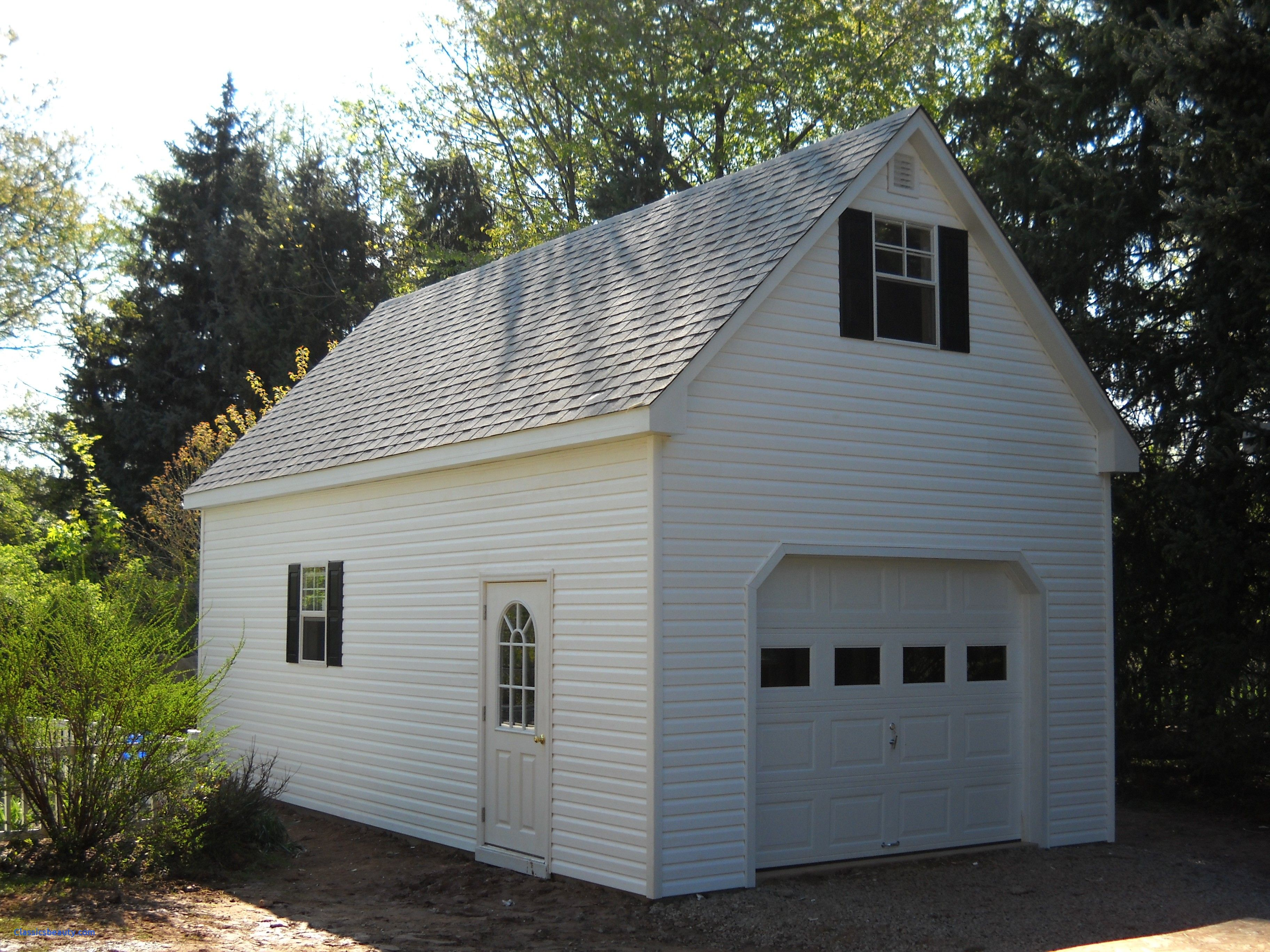 25 Awesome Detached Garage Inspirations For Your House Garage