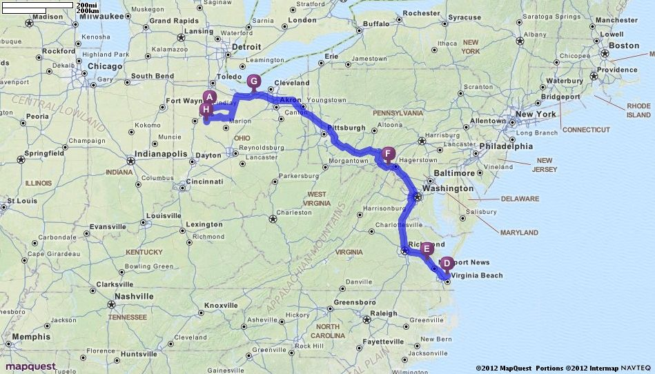 Virginia Beach Trip, Map Quest | New boston on maps and directions, map quest maps, need map for driving directions, map maps driving directions google, map napa valley driving directions, mapquest directions, map quest street view, world map driving directions,