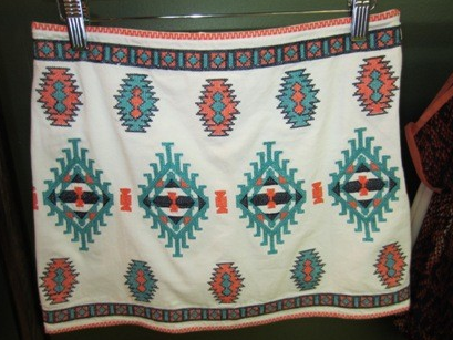 SKIRT WITH EMBROIDERY $68- CALL SPLASH TO ORDER 314-721-6442