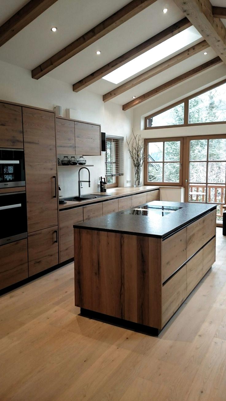 Wood Kitchen Kitchen Bauernhausesszimmer Bohoesszimmer E In