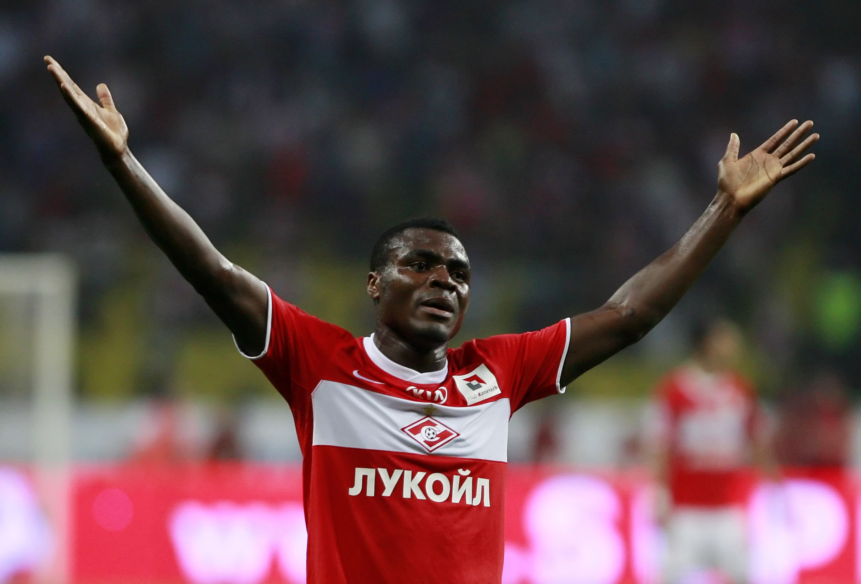 Emmanuel Emenike Spartak Moscow Beast Players
