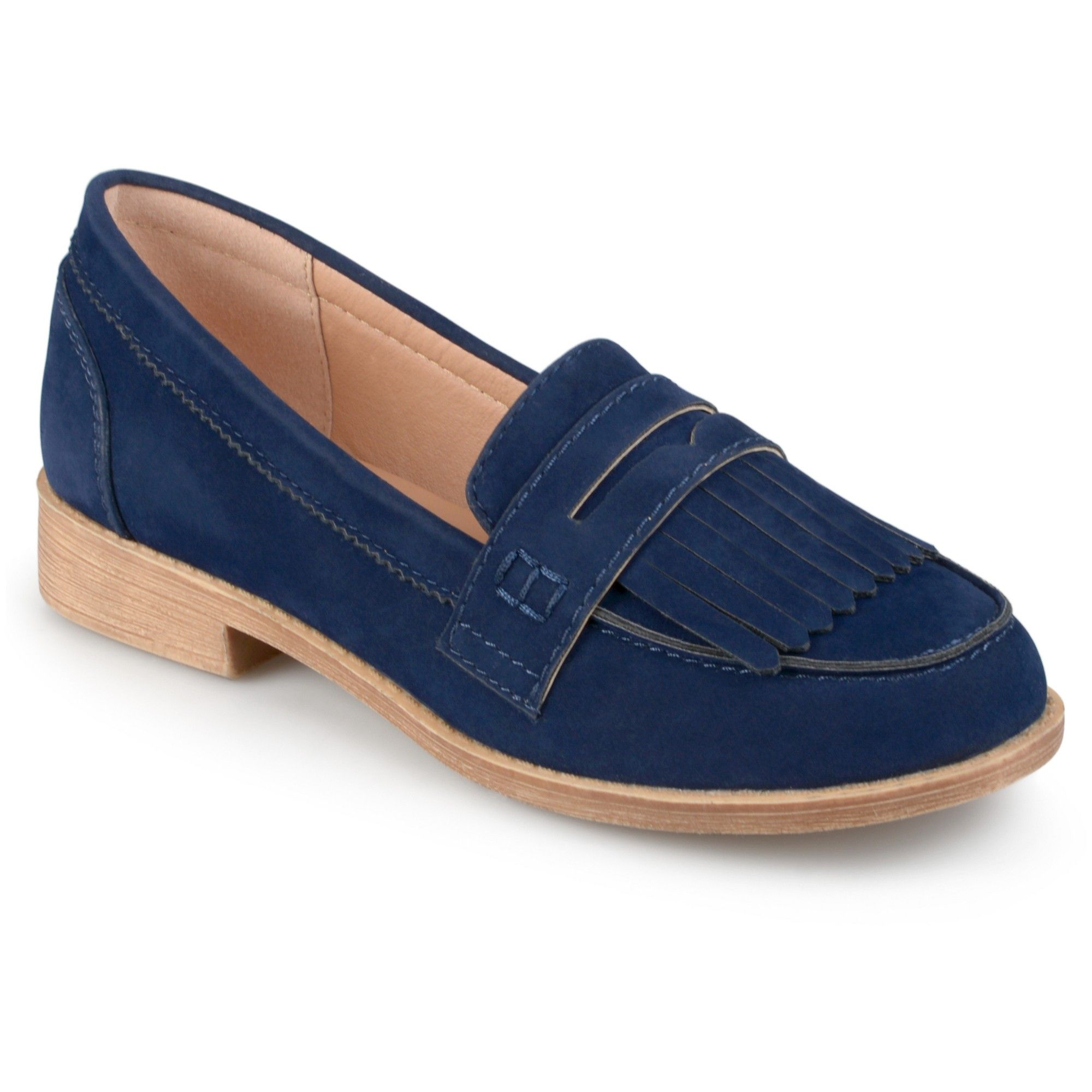 Journee Collection Larue ... Women's Heeled Loafers get authentic cheap online cheap choice sale best discount shop offer cheap sale sneakernews K2iu7GplE