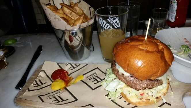 PUB Burger. Todd English Pub, Vegas