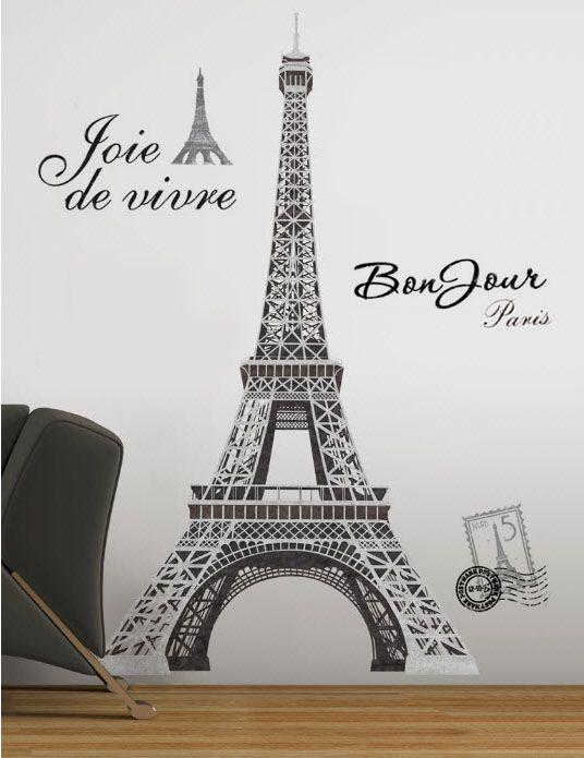 33+ Eiffel tower wall mirror ideas