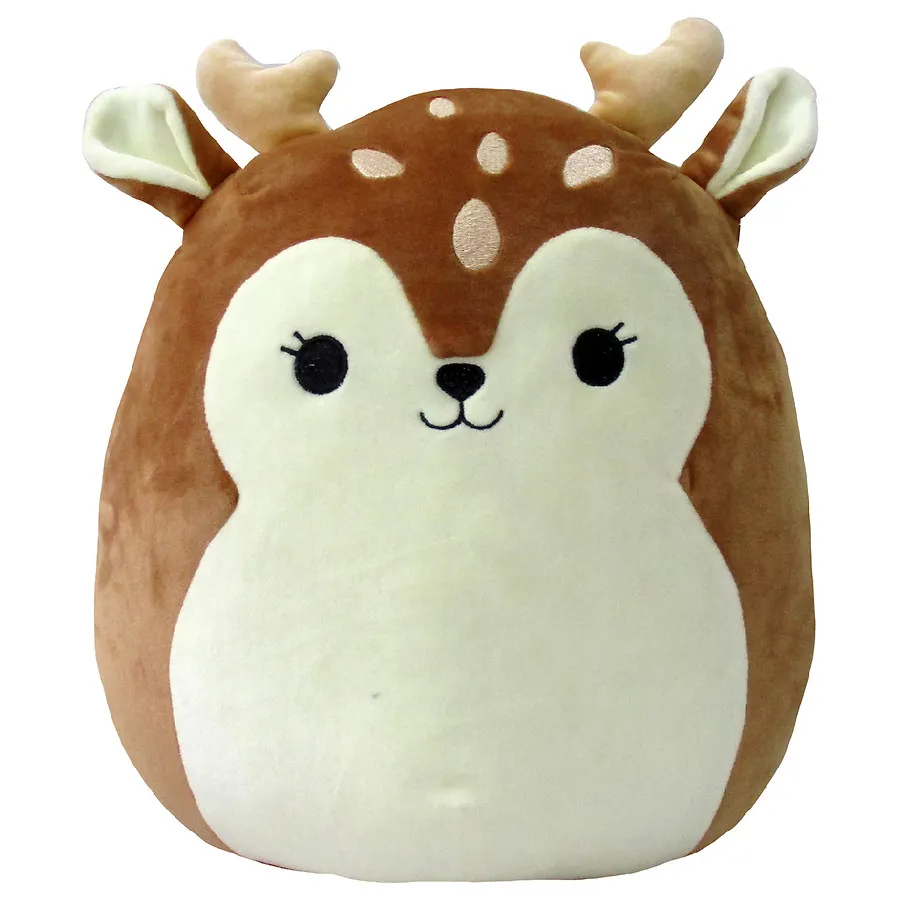 squishmallow fawn walgreens peluches