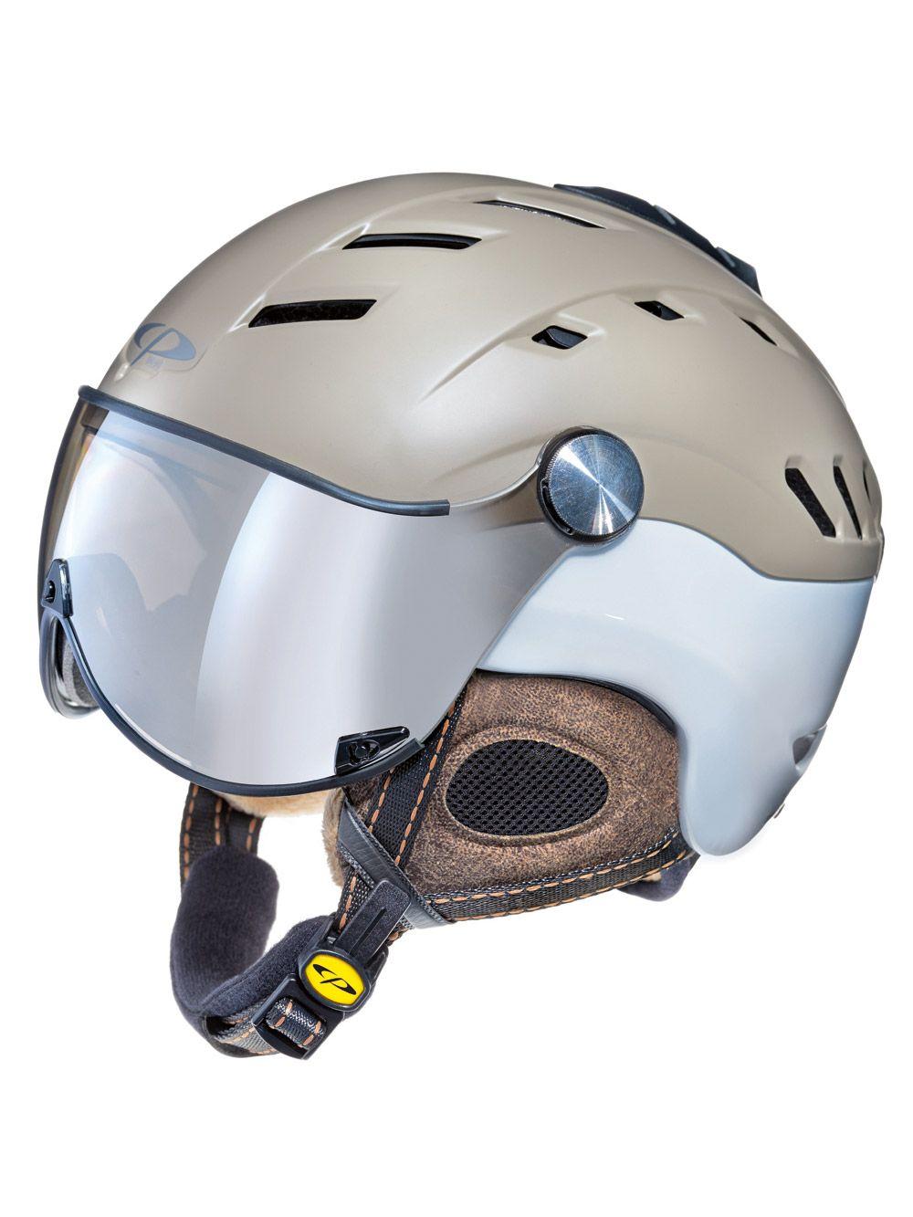 Stuf VISOR Helm weiss