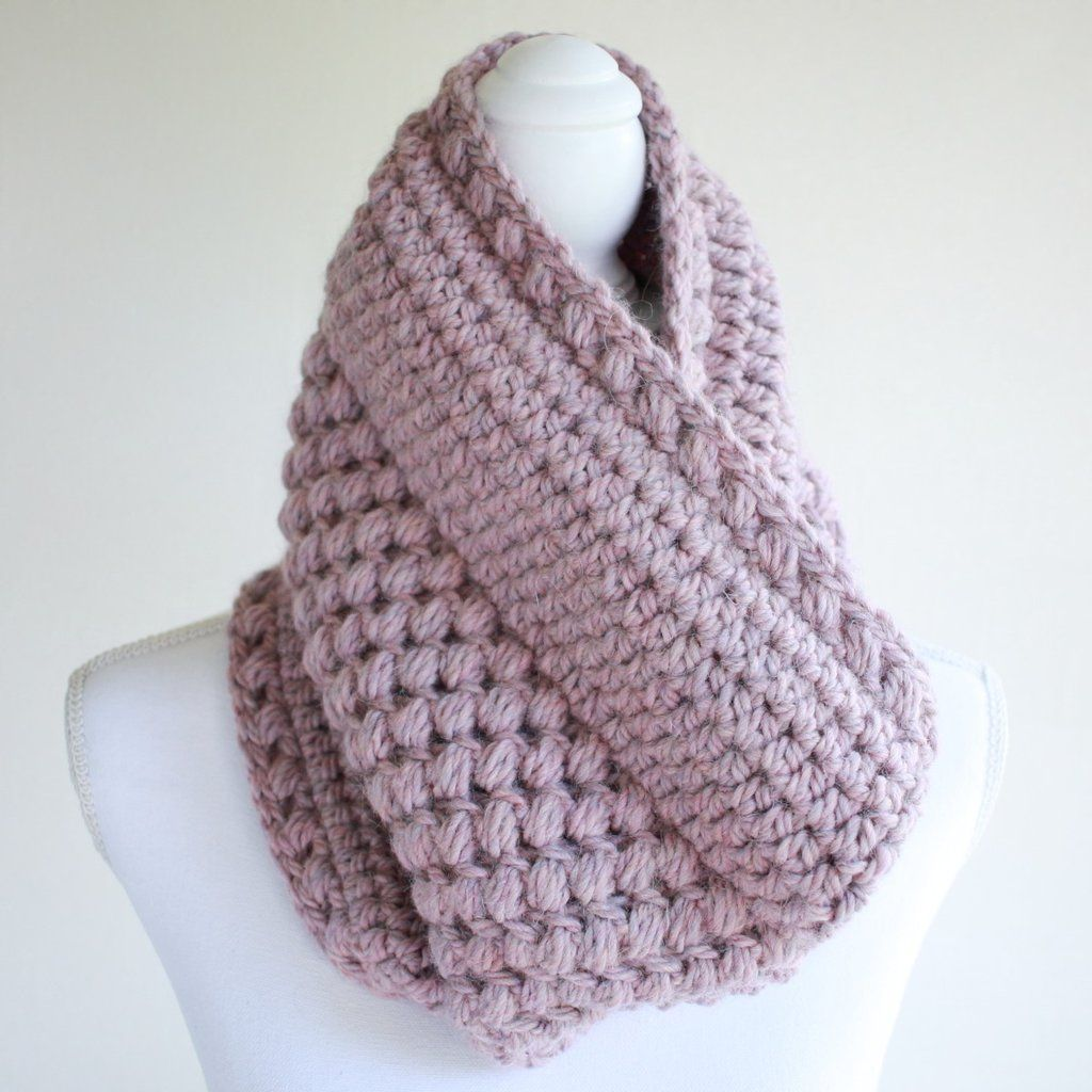 Crochet Pattern - Gathered Buds Cowl P131 | Blusas lindas, Ganchillo ...