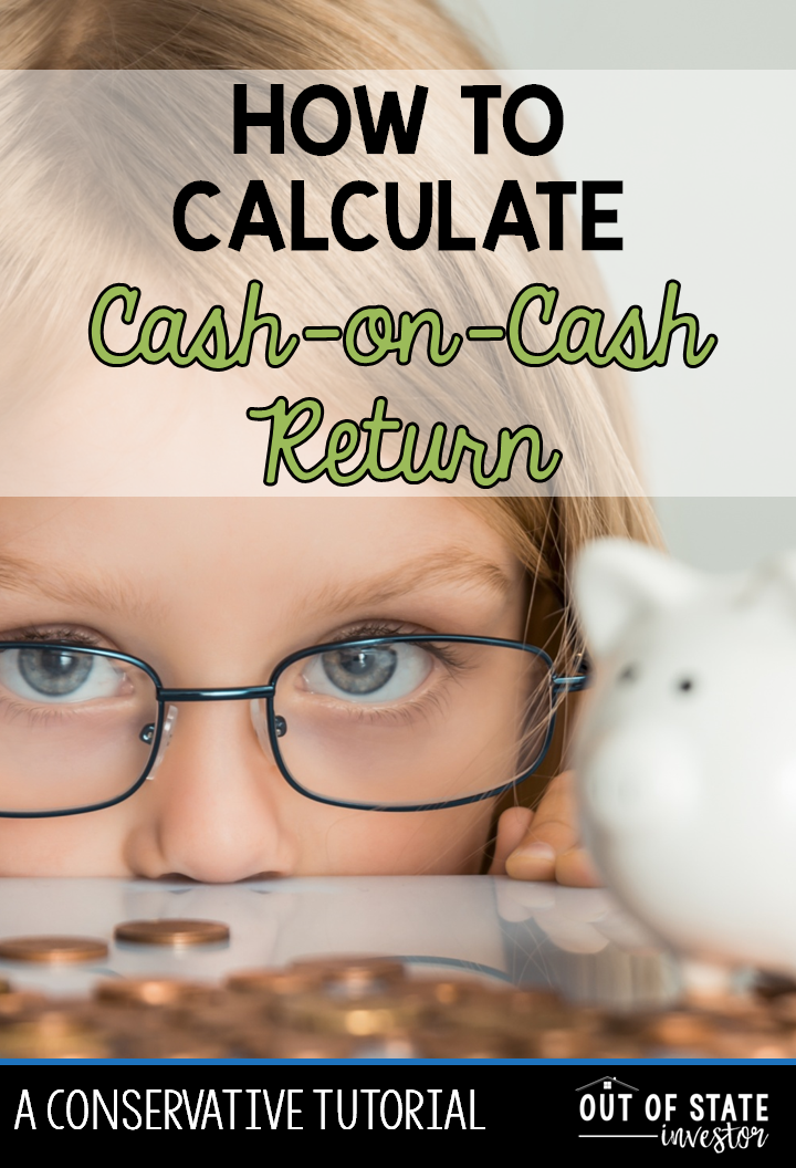 Buy and Hold Numbers: Cash-on-Cash Return