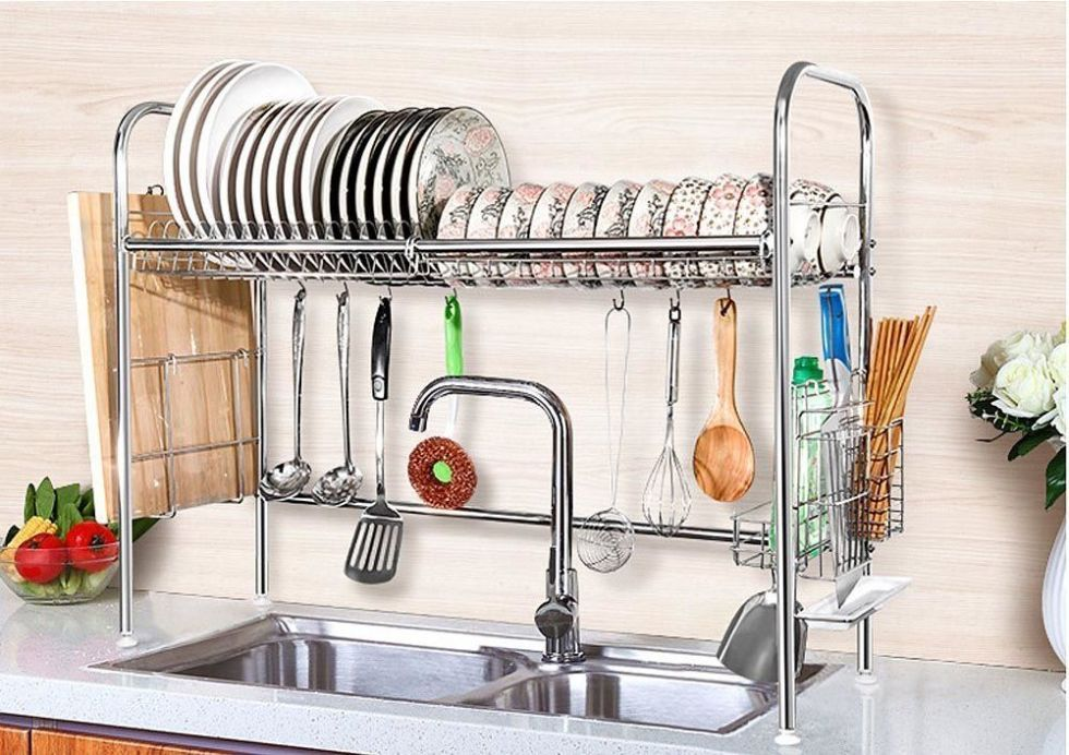 This Amazon Organizer Will Change The Way You Dry Dishes With