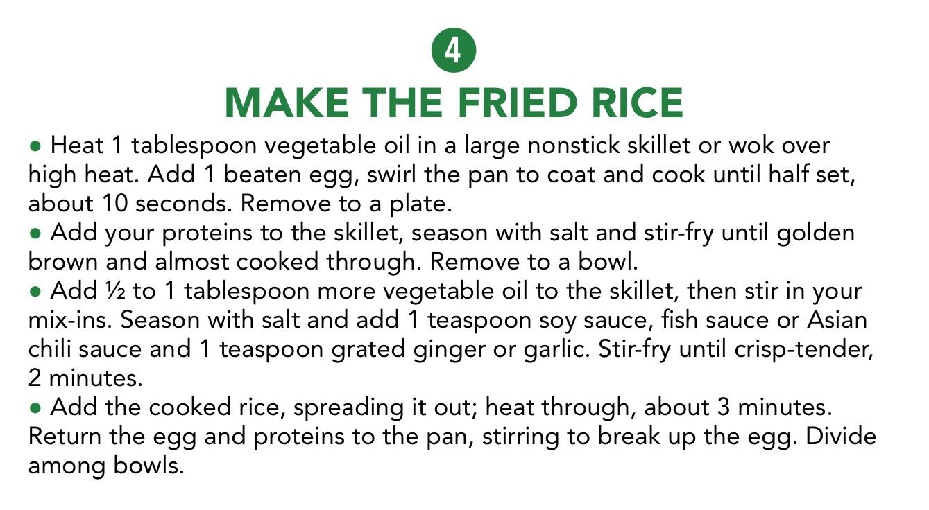 Pin by leann kruger on side dishes swirls fried rice