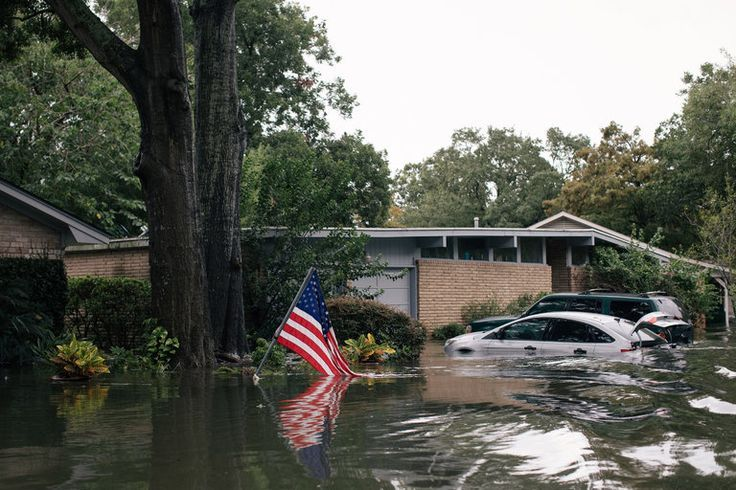 The National Flood Insurance Program was created by
