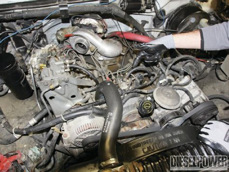 Ford 6 9l And 7 3l Idi Diesel Engines Diesel Engine Ford Diesel Diesel