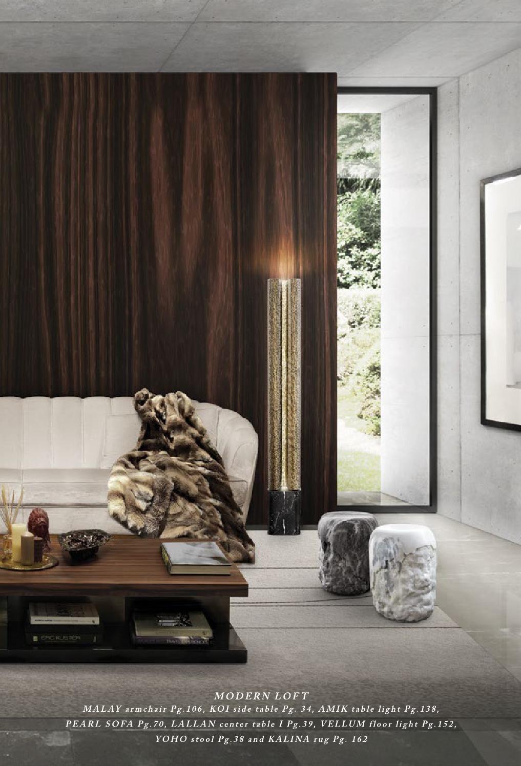 Brabbu Catalogue 2016 Contemporary Home Furniture Modern Home