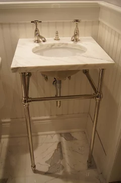 Undermount Sink Suggestion For A Vintage Style Bath With Images