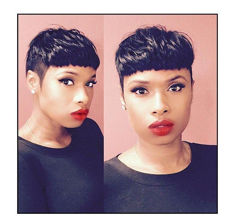 Sassy Blog Jhud #newlook #newdo #sassystyle #hairstyle #bangseason #jhud #jenniferhudson #sassyblog