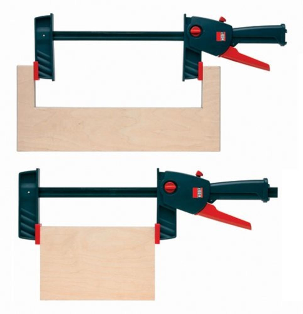 """12"""" duoklamp one hand clamp spreader grip tool clamps vise"""