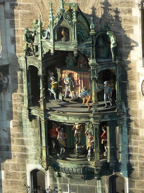 Rathaus Glockenspiel Munchen Tournament Part 1 Been There Done That Munich Munich Germany Germany Travel