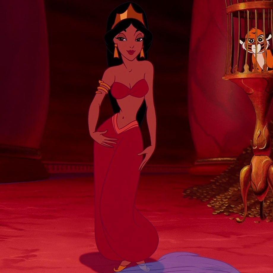 Princess Jasmine Red Outfit Google Search Jasmine Costume