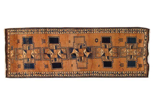 "Northwest Persian Rug, 4'9"" x 12'"