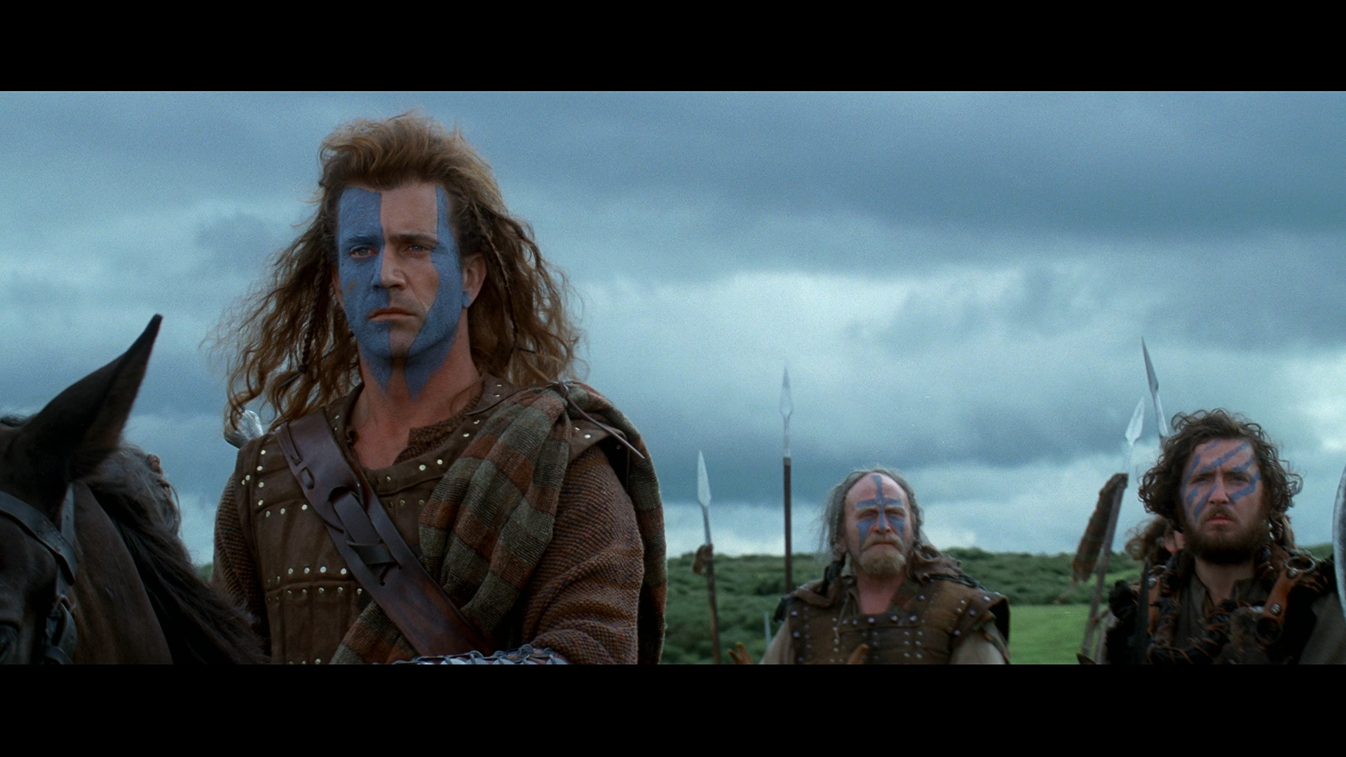 a review of braveheart the 1995 epic war film Braveheart is a 1995 historical drama war film directed by the story is based on blind harry's epic poem the actes and deidis of the illustre movie review.