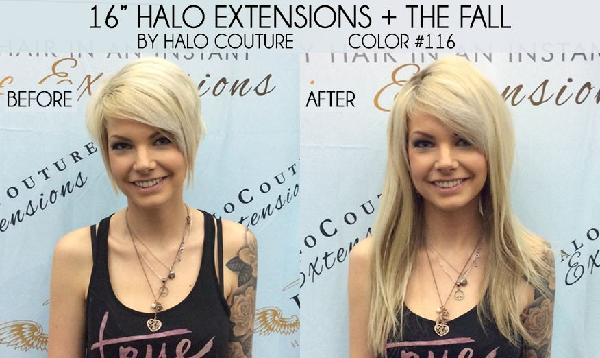 Short Hair To Long Hair Extensions Baton Rouge La Extensions