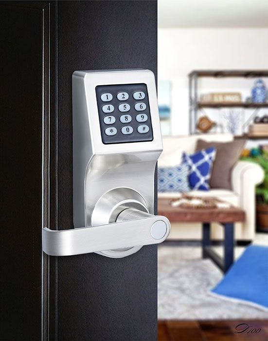 avent d100 electronic key door lock digital door lock pinterest