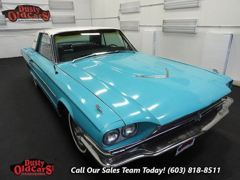 1966 Ford Thunderbird for sale 100777743 | 1966 Ford Thunderbird ...