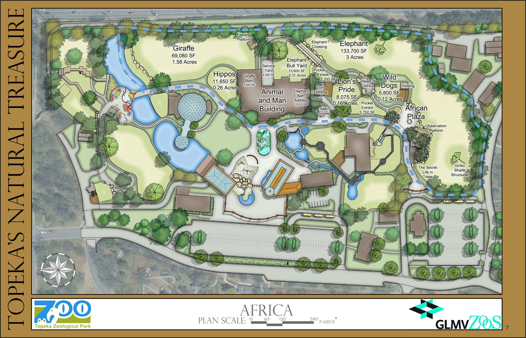 Africa Zoo Pictures Zoo Project Zoo Map
