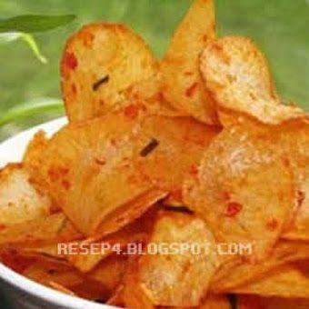 Resep Masakan 4 Kumpulan Aneka Makanan Indonesia Keripik Resep Makanan