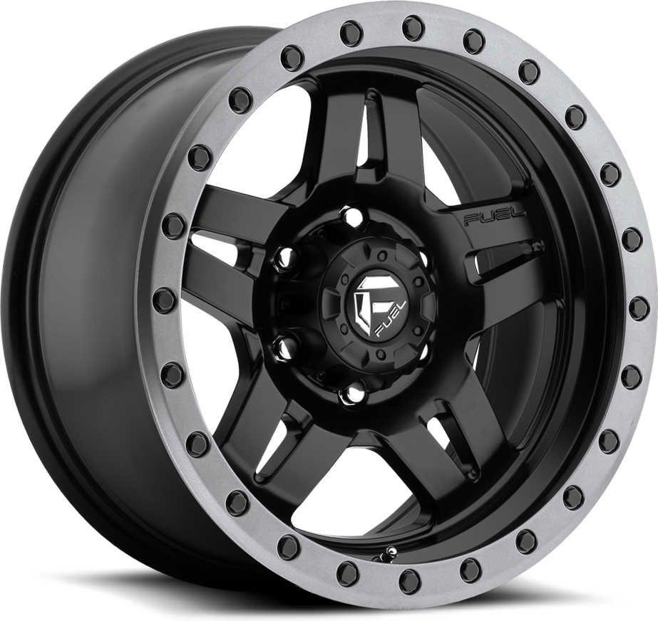 Fuel Off Road Anza Wheel For 84 06 Jeep Wrangler Yj Tj Cherokee Xj Wheels Tires Rims Tires Custom Wheels
