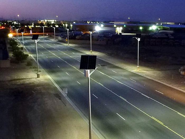 Dark Sky Friendly Solar Street Lights Sol By Carmanah Chandler Az
