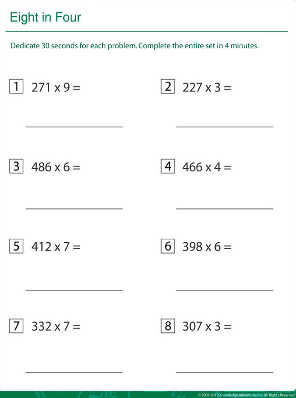 What S The Quickest Time Taken To Solve This Worksheet Of