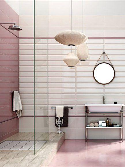 White-paste wall tiles CHIC by CERAMICA SANT\u0027AGOSTINO #bathroom