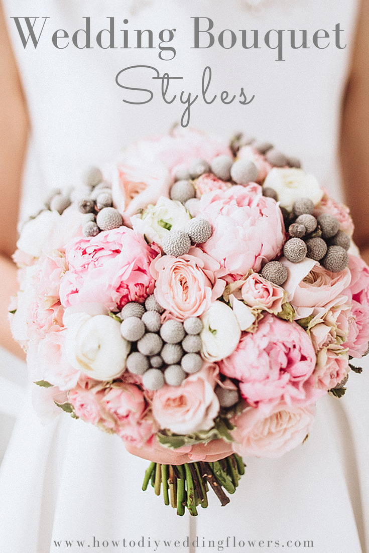 Wedding Bouquet Ideas Styles How To Make A Flower And