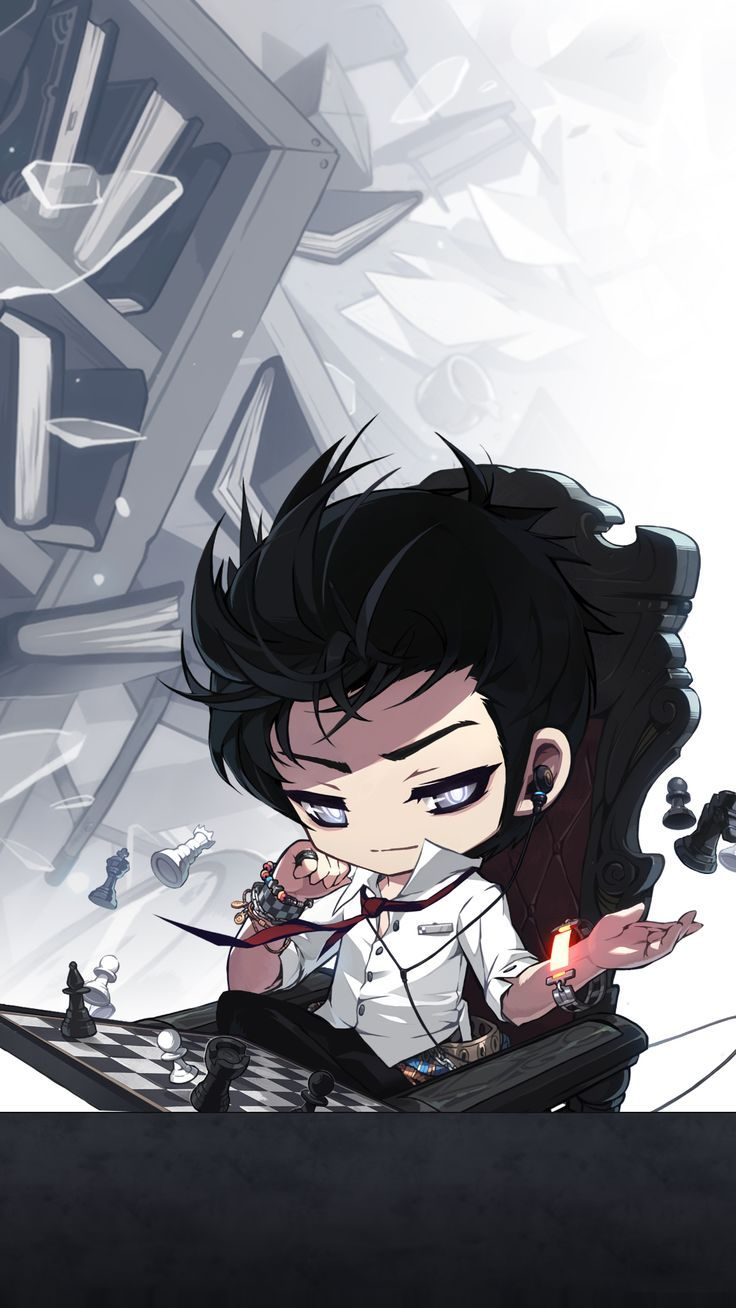 10 Best Images About Kinesis Maplestory On Pinterest Male Anime Chibi Cute Anime Guys Anime Guys