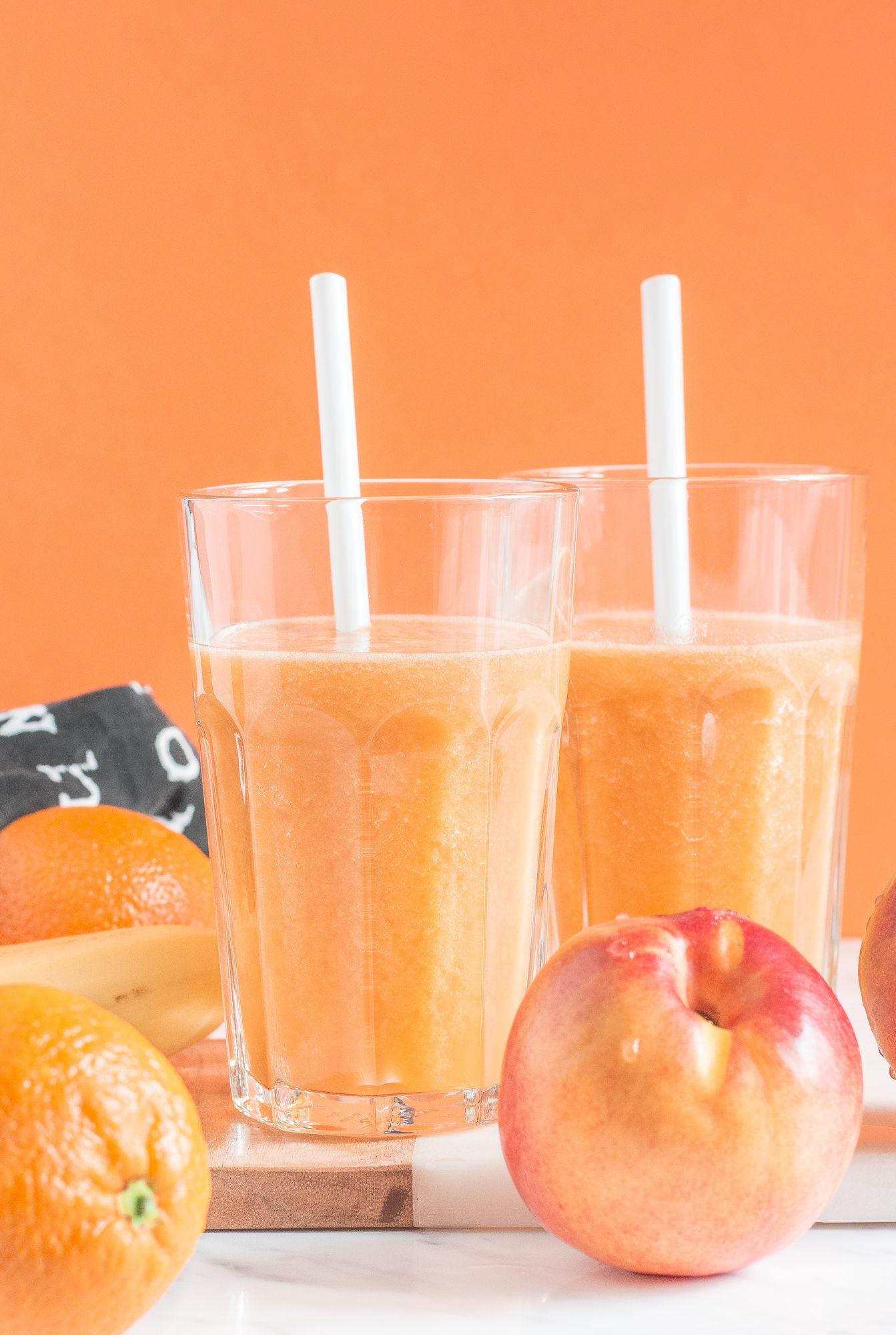 Nektarynkowa multiwitamina sok z nektarynek, pomarańczy
