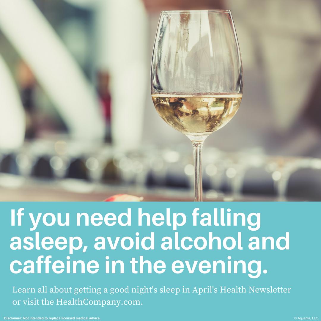 Health Company If You Need Help Falling Asleep