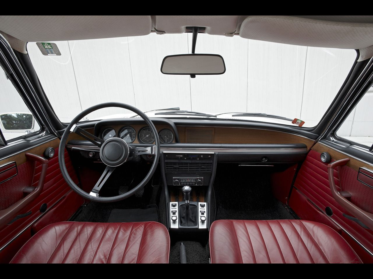 1973 Bmw 3 0 Csi Dashboard 1280x960 Wallpaper Bmw E9 Bmw