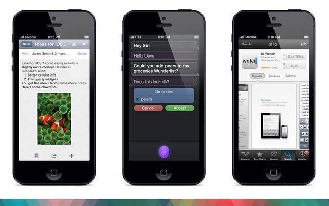 Seis cambios que Apple necesita hacer en iOS 7