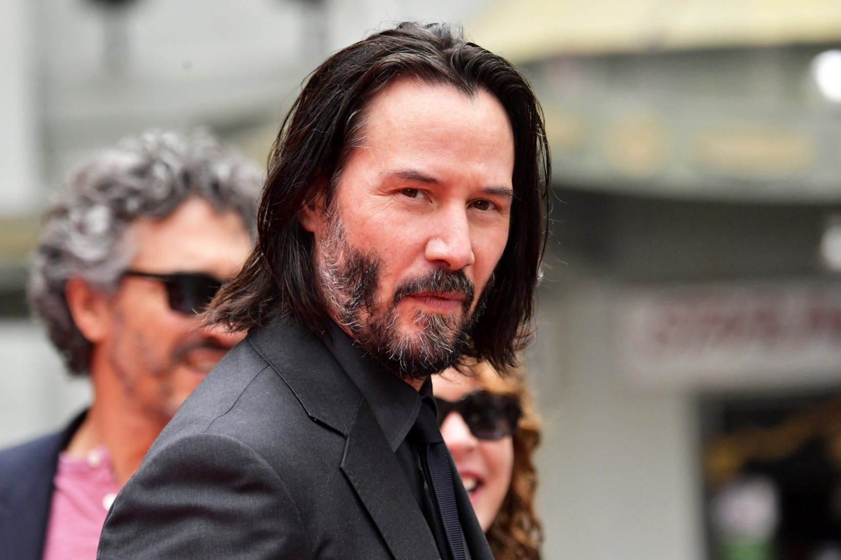 Keanu Reeves just showed us why it's important that men ...