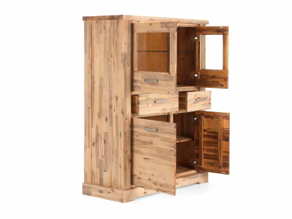 Brotschrank Küchenschrank Massivholz Möbel | Möbelshop68.de ... | {Küchenschrank modern 42}