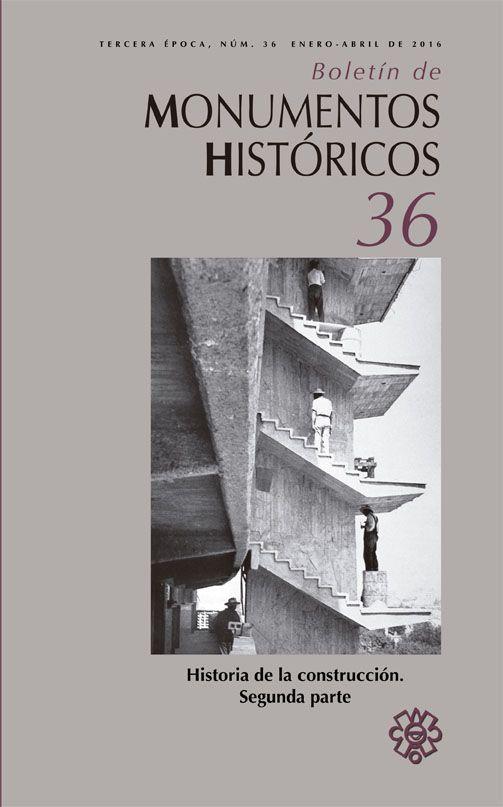 :::Boletín de Monumentos Históricos:::