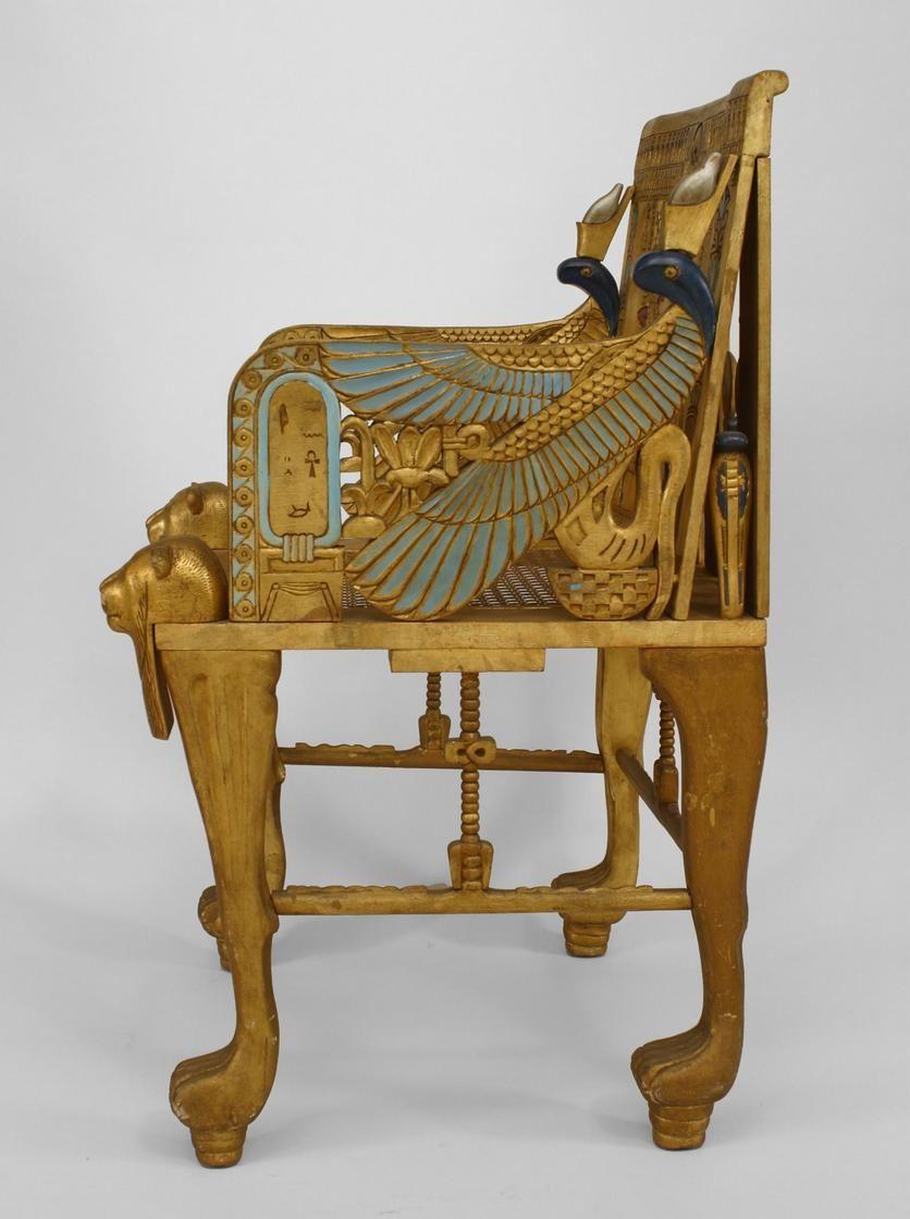 Egyptian Throne - Google Room Furniture