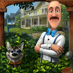 I just played Gardenscapes
