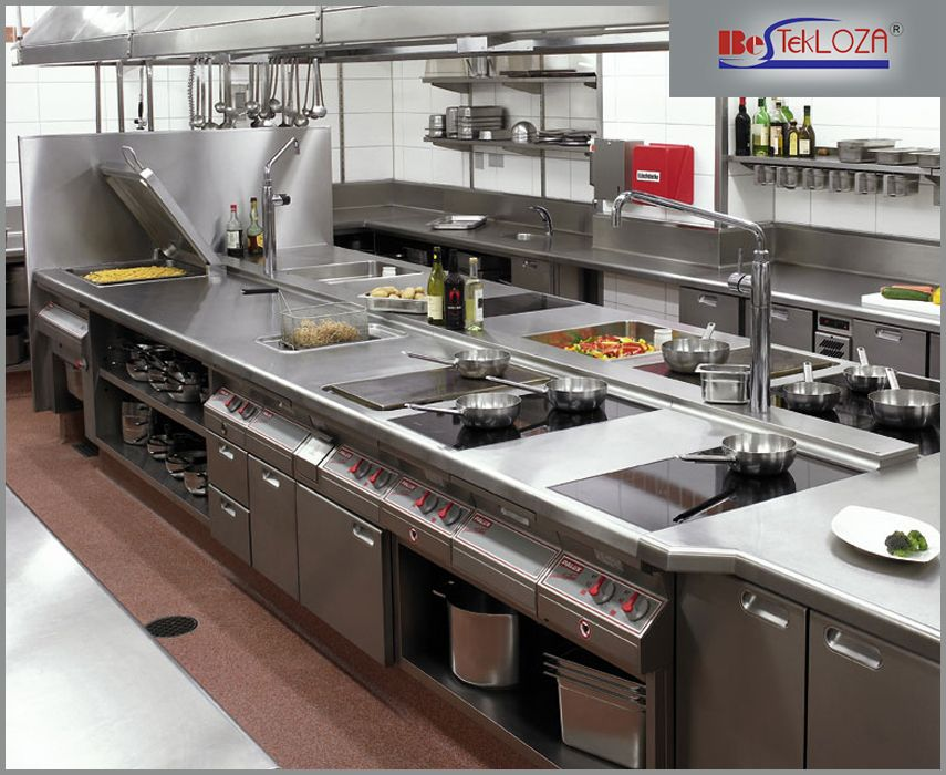 Complete your Commercial Kitchen with Efficient Equipments ...