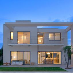 Modern House Facades Design, Pictures, Remodel, Decor and Ideas